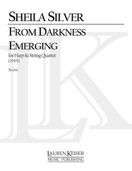From Darkness Emerging (for String Quartet and Harp) (HL-00040480)