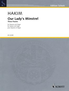 Our Lady's Minstrel (for Soprano and Organ) (HL-49044511)