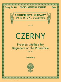 Schirmer Library of Classics Volume 146 (Piano Technique) (HL-50253050)