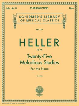 Schirmer Library of Music Volume 175 (Piano Technique) (HL-50253250)