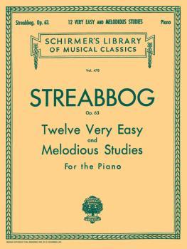 Schirmer Library of Classics Volume 478 (Piano Technique) (HL-50255190)