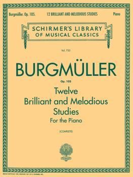 Schirmer Library of Classics Volume 755 (Piano Solo) (HL-50256180)