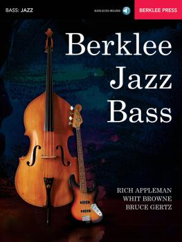 Berklee Jazz Bass (Acoustic & Electric) (HL-50449636)