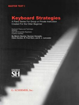 Keyboard Strategies: Master Text I Chapters I-XI (HL-50453180)