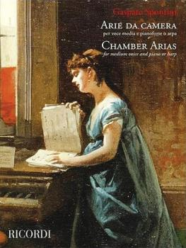 Chamber Arias (for Medium Voice and Piano or Harp) (HL-50600509)
