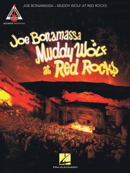 Joe Bonamassa - Muddy Wolf at Red Rocks (HL-00198117)
