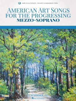 American Art Songs for the Progressing Singer - Mezzo-Soprano (With On (HL-50600847)