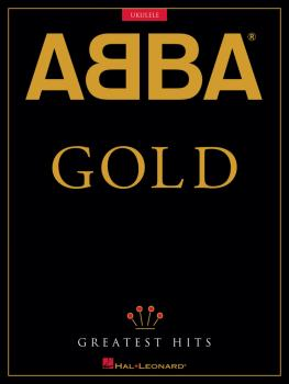 ABBA - Gold: Greatest Hits (for Ukulele) (HL-00251160)