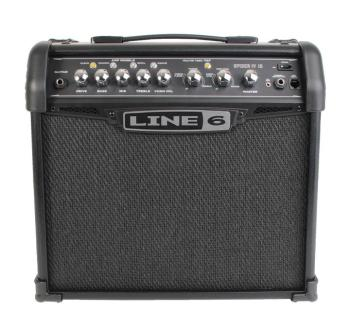 Spider® IV 15: Guitar Amp with Modeling (LI-00122073)