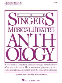 Singer's Musical Theatre Anthology Trios (Book Only) (HL-00239506)