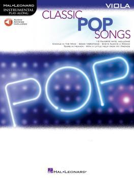 Classic Pop Songs (Viola) (HL-00244250)