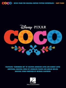 Disney/Pixar's Coco: Music from the Original Motion Picture Soundtrack (HL-00254119)