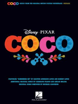 Coco: Music from the Original Motion Picture Soundtrack (HL-00254179)