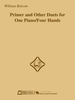 Primer and Other Duets for One Piano/Four Hands (HL-00242000)