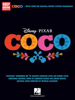 Disney/Pixar's Coco: Music from the Original Motion Picture Soundtrack (HL-00253933)