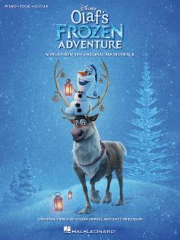 Disney's Olaf's Frozen Adventure: Songs from the Original Soundtrack (HL-00253989)