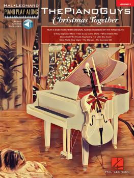 The Piano Guys - Christmas Together: Piano Play-Along Volume 9 (HL-00259567)