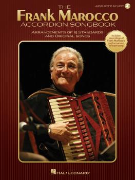 The Frank Marocco Accordion Songbook (HL-00233441)