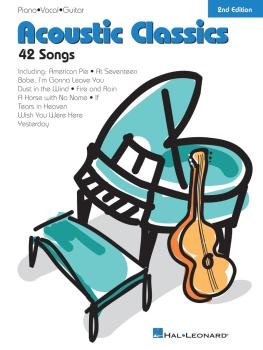 Acoustic Classics - 2nd Edition (42 Songs) (HL-00238152)