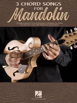 3 Chord Songs for Mandolin (HL-00249672)