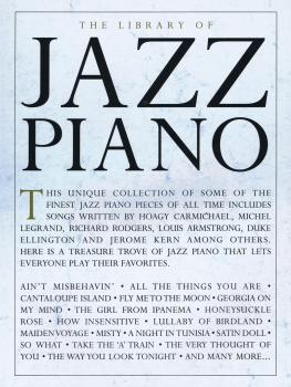 The Library of Jazz Piano (HL-00232520)