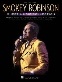 Smokey Robinson - Sheet Music Collection (HL-00251515)