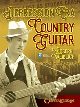 Depression Era Country Guitar (HL-00262110)