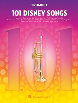 101 Disney Songs (for Trumpet) (HL-00244109)