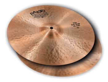 2002 Big Beat Hi-Hats (15-inches) (HL-03710200)