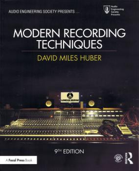 Modern Recording Techniques - 9th Edition (HL-00275864)