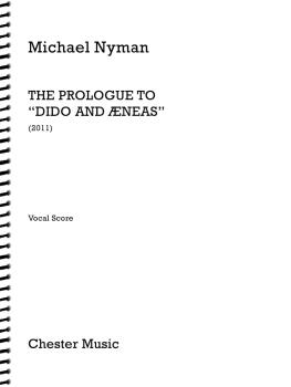 The Prologue to Dido and Aeneas Vocal Score (HL-00241123)