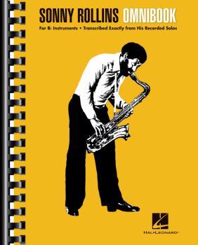 Sonny Rollins Omnibook (for B-flat Instruments) (HL-00232485)