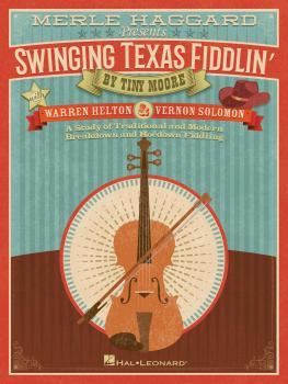Merle Haggard Presents Swinging Texas Fiddlin': A Study of Traditional (HL-00258107)