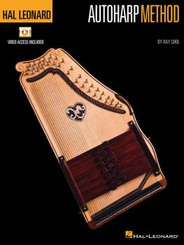 Hal Leonard Autoharp Method (HL-00190290)
