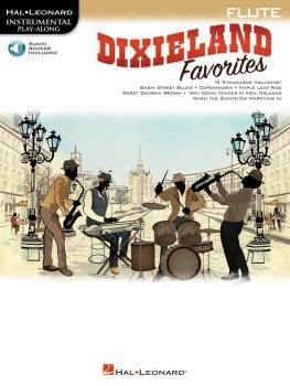 Dixieland Favorites (Flute) (HL-00268756)