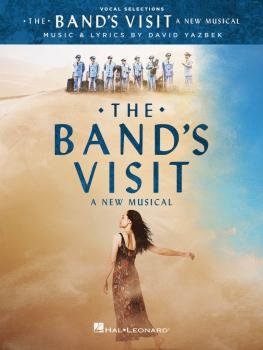 The Band's Visit: A New Musical - Vocal Selections (HL-00276002)