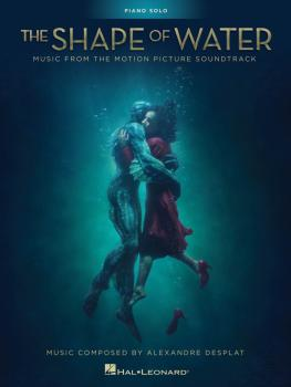 The Shape of Water: Music from the Motion Picture Soundtrack (HL-00277134)