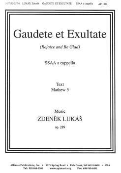Gaudete Et Exsultate (HL-08771614)