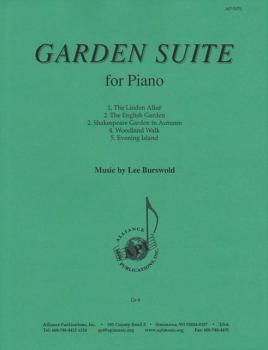 Garden Suite for Piano (HL-08773571)