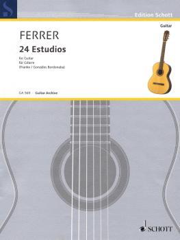 24 Estudios (Solo Guitar) (HL-49045765)