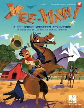 Yee-Haw!: A Rollicking Western Adventure (HL-00266459)