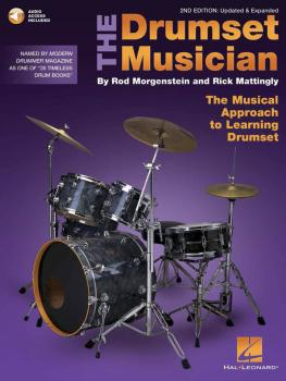 The Drumset Musician - 2nd Edition: Updated & Expanded The Musical App (HL-00268369)