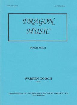 Dragon Music for Piano (HL-08770518)