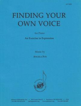 Finding Your Voice (HL-08773498)