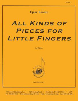 All Kinds of Pieces for Little Fingers (HL-08773504)