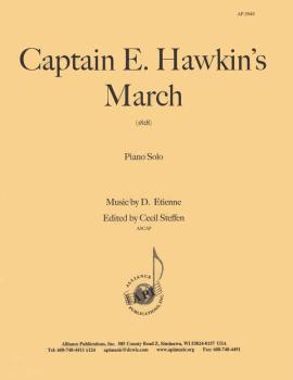 Captain E. Hawkin's March (HL-08773543)