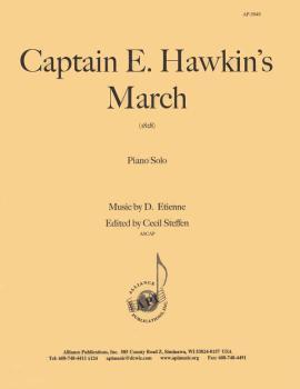 Captain E. Hawkin's March (HL-08773543)