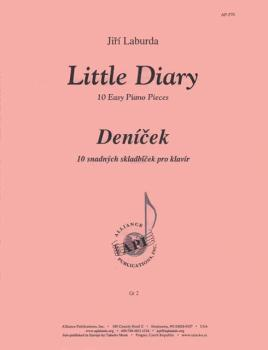 Little Diary (10 Easy Piano Pieces) (HL-08770535)