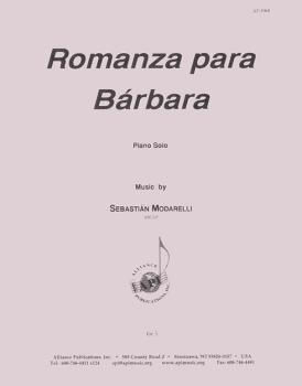 Romanza Para Bárbara (HL-08773562)