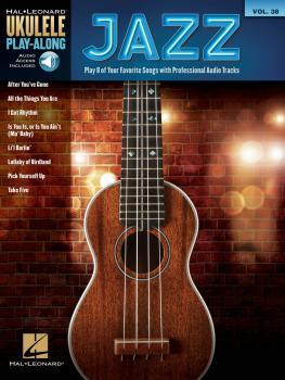 Jazz: Ukulele Play-Along Volume 38 (HL-00141192)
